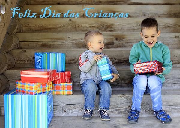 Dia das crianças no Brasil