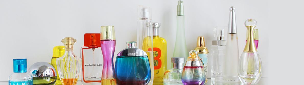 Perfumaria, Perfumes Importados e Nacionais
