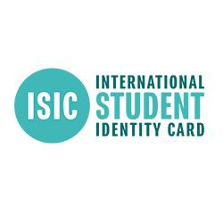 Carteira de Estudante ISIC